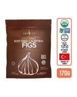 Organic Soft Dried Figs
