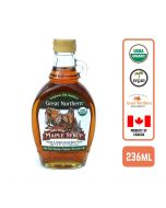 Organic Pure Maple Syrup 236ml