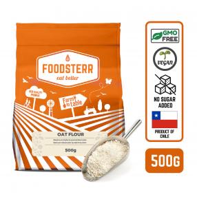 Foodsterr Oat Flour, 500g
