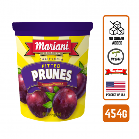 Mariani Pitted Prunes, 454g