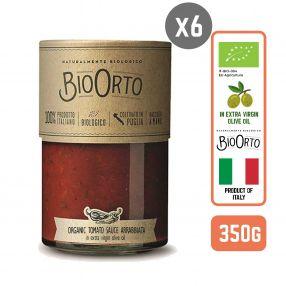 BioOrto italian organic tomato sauce arrabbiata Carton certified.jpg