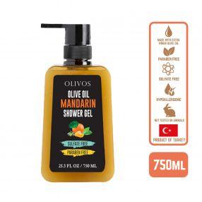 Olivos Mandarin Shower gel, 750ml