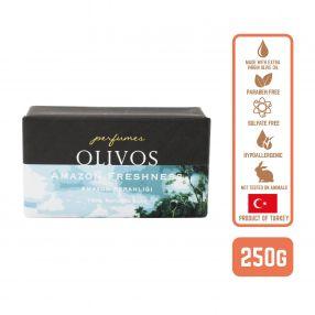 Olivos Olive Oil Amazon Freshness Soap, 250g
