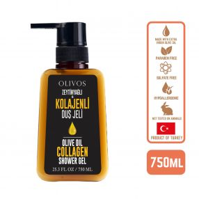 Olivos Olive Oil collagen Shower gel, 750ml