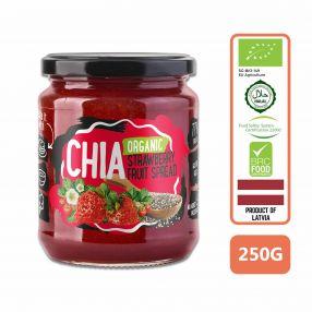 Rudolfs Organic Chia Strawberry Spread