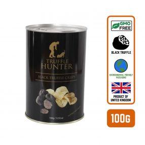 Truffle Hunter Black Truffle Chips, 100g