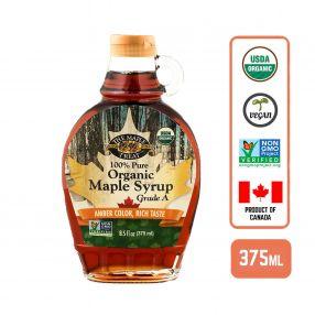 Organic Maple Syrup 375ml