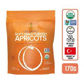 Amphora Organic Soft Dried Apricots