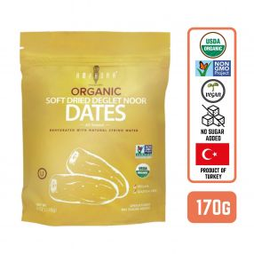 Organic Soft Dried Deglet Noor Dates