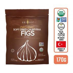 Organic Soft Dried Figs