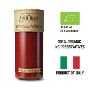 BioOrto Organic Italian Passata Puree