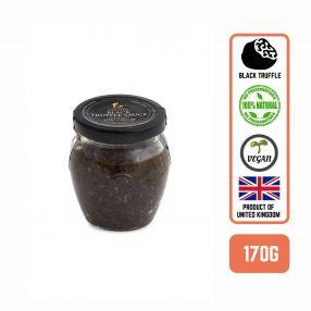 THT010 - Truffle Hunter Black Truffle Sauce; Tartufata, 170G