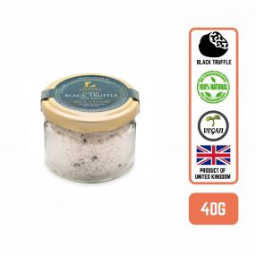 THT006 - Truffle Hunter Flaked Black Truffle Sea Salt