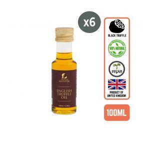 Truffle Hunter English Truffle Oil, 100ml (6 Bottles)