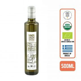 Organic Olive Oil Carton