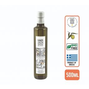 Farmers Union Extra Virgin Olive Oil Cold Pressed, 500ml (12pc/case)