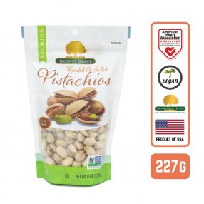 Grower Direct Premium California Roasted & Salted Pistachios