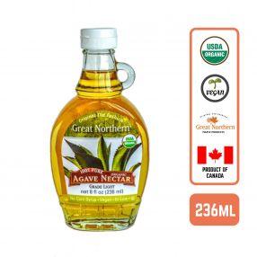 100% Pure Organic Agave Nectar 236ml