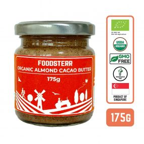 Organic Almond Cacao Butter