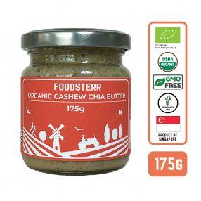 Organic Cashew Chia Butter