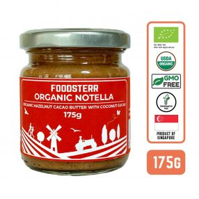 Organic Notella Hazelnut Cacao Butter with Coconut Sugar