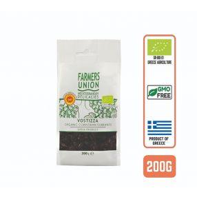 Farmers Union Organic Greek Vostizza Currants Raisins, 200g