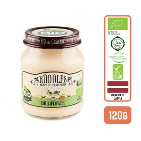 Rudolfs Organic Cauliflower Puree