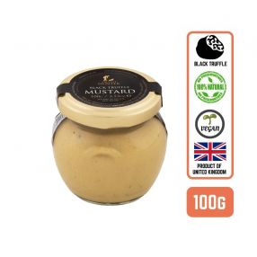 Truffle Hunter Black Truffle Mustard, 100g