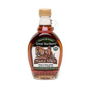 Organic Pure Maple Syrup 236ml Case (12 Btl)