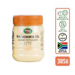 Westfalia Fruits Macadamia Nut Oil Mayonnaise - Light, 385g