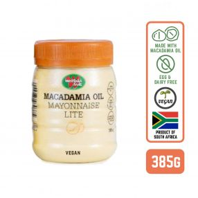Westfalia Fruits Macadamia Nut Oil Mayonnaise - Vegan, 385g