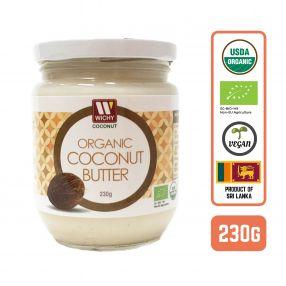 Organic Coconut Butter Case (12 Btl)