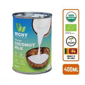 Wichy Organic Coconut Milk