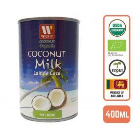 Organic Coconut Milk Case (24 Btl)