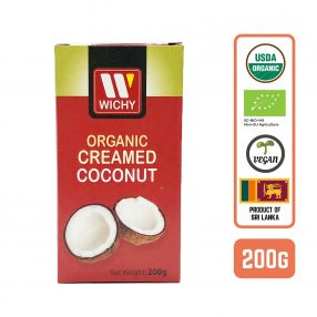 Wichy Organic Coconut Cream