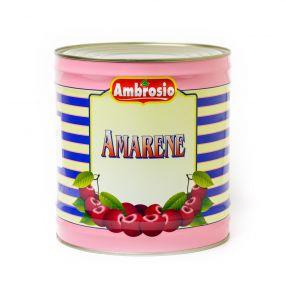 Amarene Black Cherries - 40% Syrup