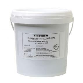 Blueberry Filling Jam