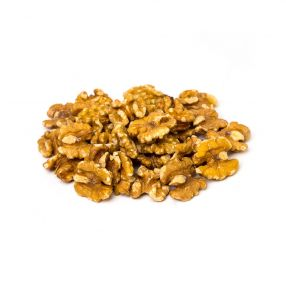 Organic Walnuts 40% Light Halves and Pieces